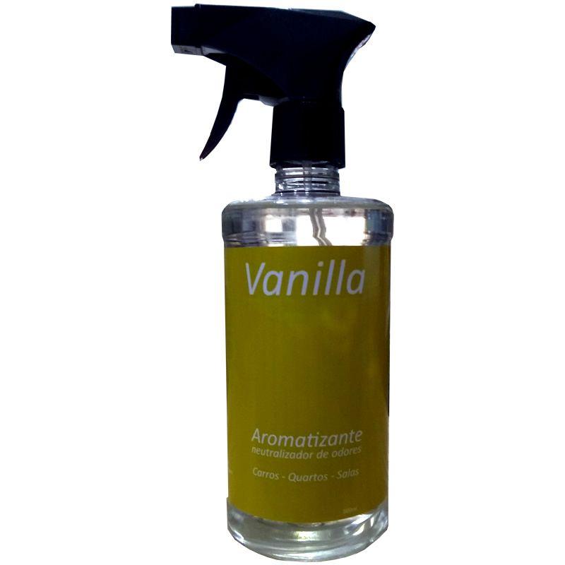 Perfume Aromatizante 500ml -  Vanilla (Go Eco Wash)  - Loja Go Eco Wash