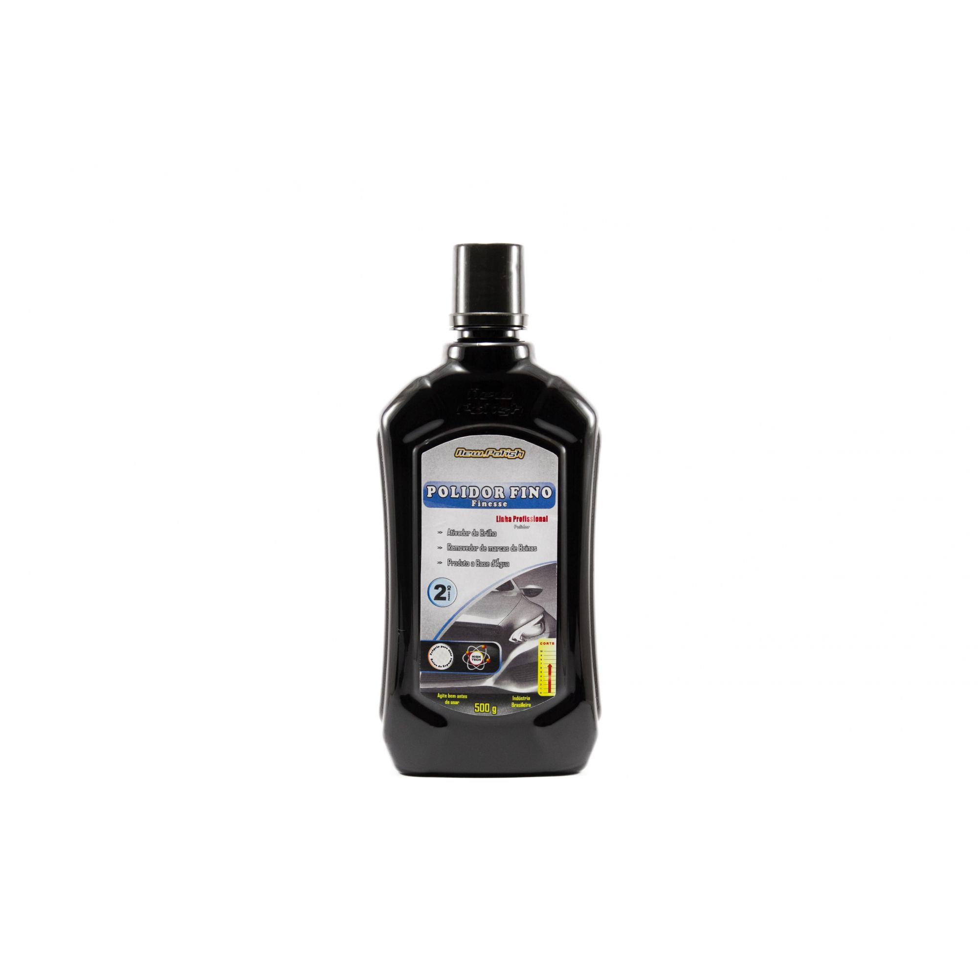 Polidor Fino (Finesse) 500g - New Polish  - Loja Go Eco Wash