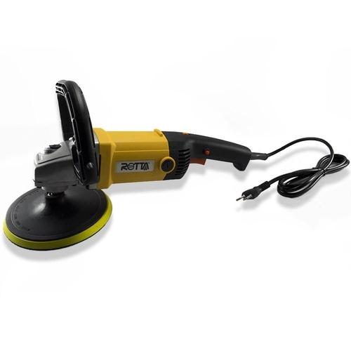 Politriz Elétrica Rotativa Rotta 110V 1400W 7 Polegadas  - Loja Go Eco Wash