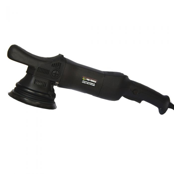 Politriz Roto Orbital Yes-Tools 15mm - 220V   - Go Eco Wash Estética Automotiva