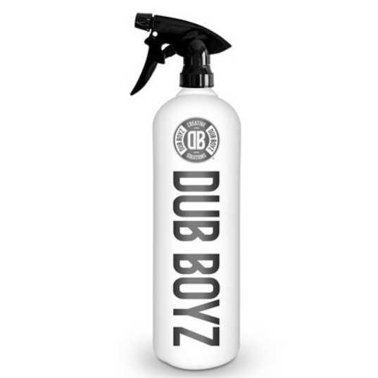 PULVERIZADOR SPRAYER ALL BLACK COM RESISTÊCIA QUÍMICA 800ML - DUB BOYZ  - Loja Go Eco Wash