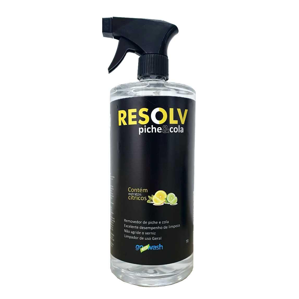 RESOLV Removedor de Piche e Cola - 1lt (Go Eco Wash)  - Loja Go Eco Wash
