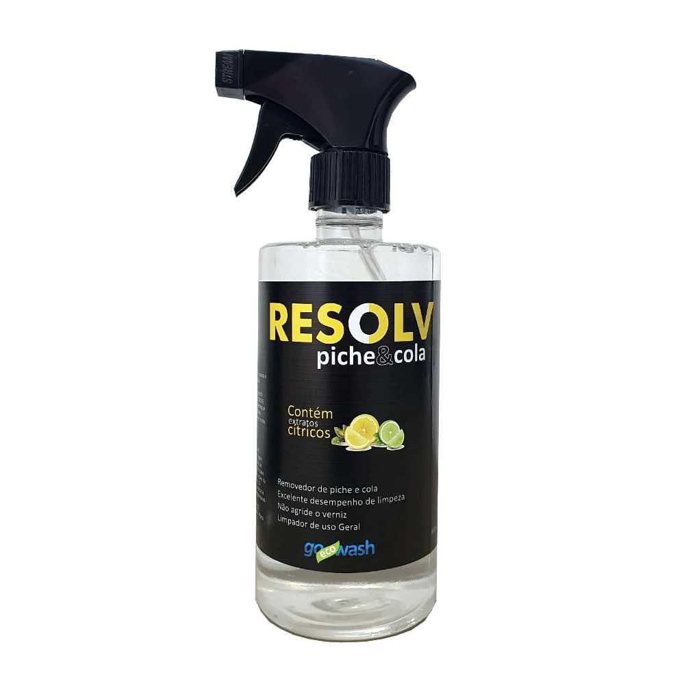 RESOLV Removedor de Piche e Cola - 500ml (Go Eco Wash)  - Loja Go Eco Wash