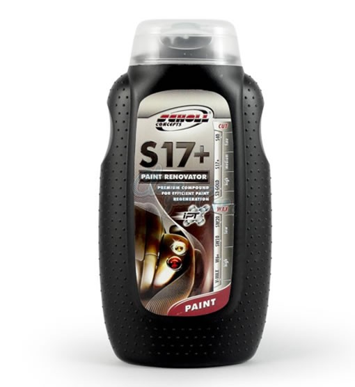 Scholl S17+ – Composto Polidor de Corte Premium – 250g  - Loja Go Eco Wash