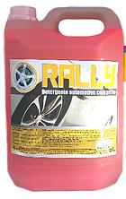 Shampoo Automotivo com Brilho Rally 5lt  - Loja Go Eco Wash