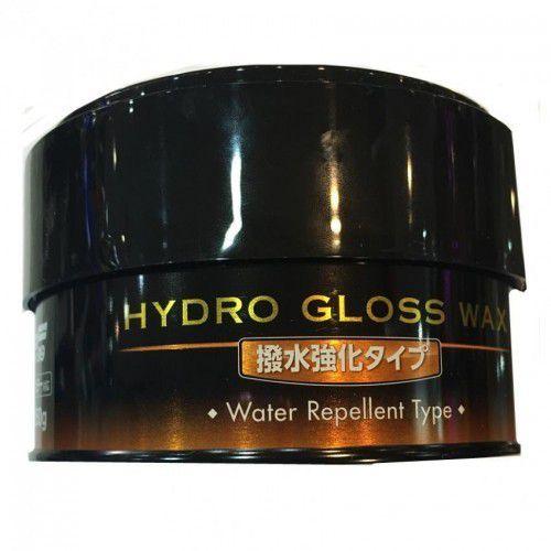 Soft99 HYDRO GLOSS WAX ULTRA REPELENTE - Carros Vitrificados - 150g   - Loja Go Eco Wash
