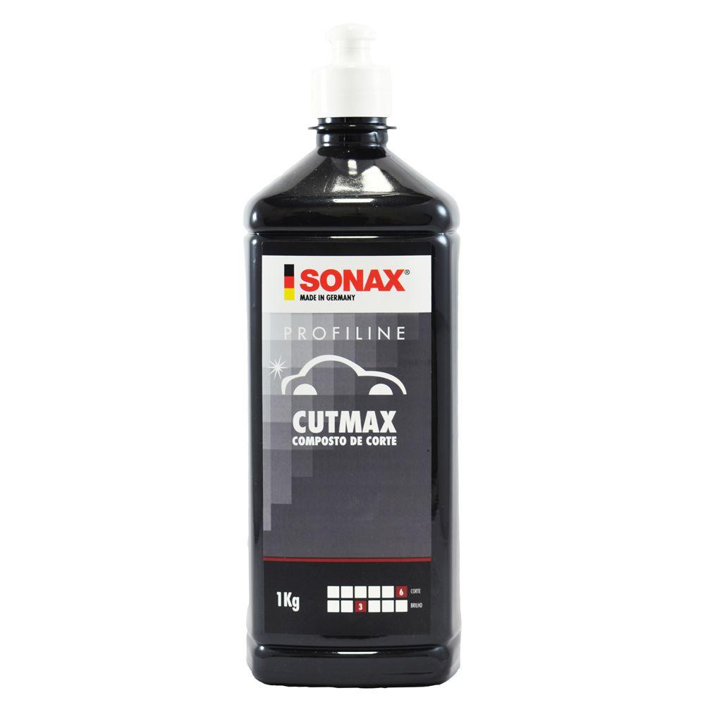 Sonax Cutmax Composto Polidor de Corte 1kg  - Loja Go Eco Wash