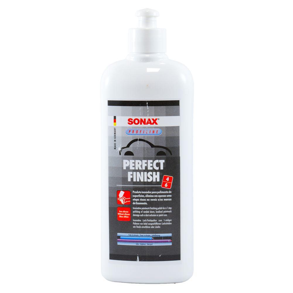Sonax Perfect Finish Composto Polidor Refino/Lustro 400g  - Loja Go Eco Wash