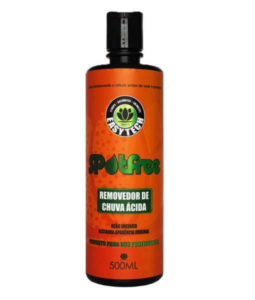 SPOTFREE – REMOVEDOR DE CHUVA ÁCIDA (RESTAURADOR DE VIDROS) – 500ML  - Loja Go Eco Wash