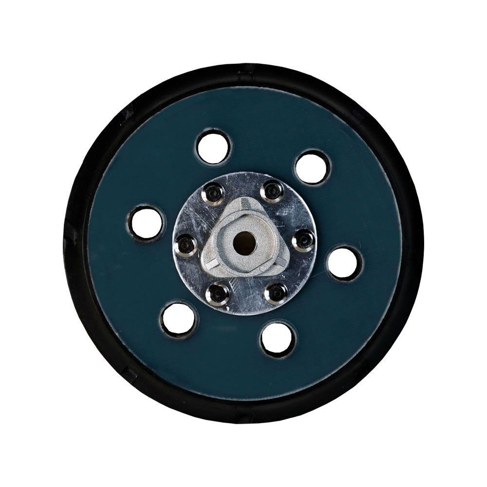 "Suporte Ventilado Roto Orbital 5"" (Rosca M8) – Voxer  - Loja Go Eco Wash"