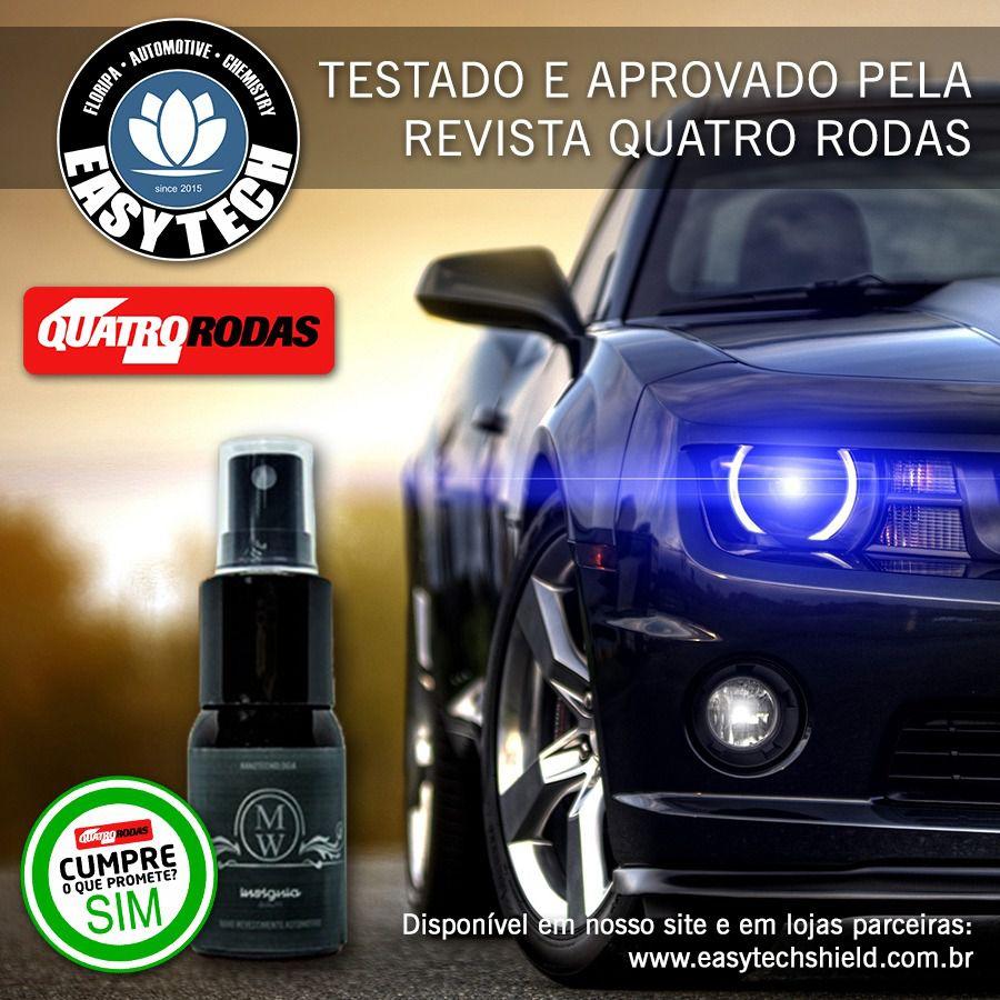 VITRIFICADOR INSIGNIA MW 30ML – NANO REVESTIMENTO PINTURA   - Loja Go Eco Wash
