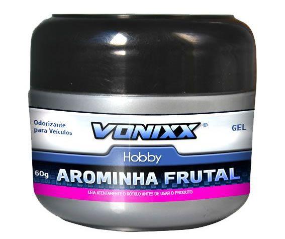 Vonixx Arominha Frutal Gel 60g  - Loja Go Eco Wash
