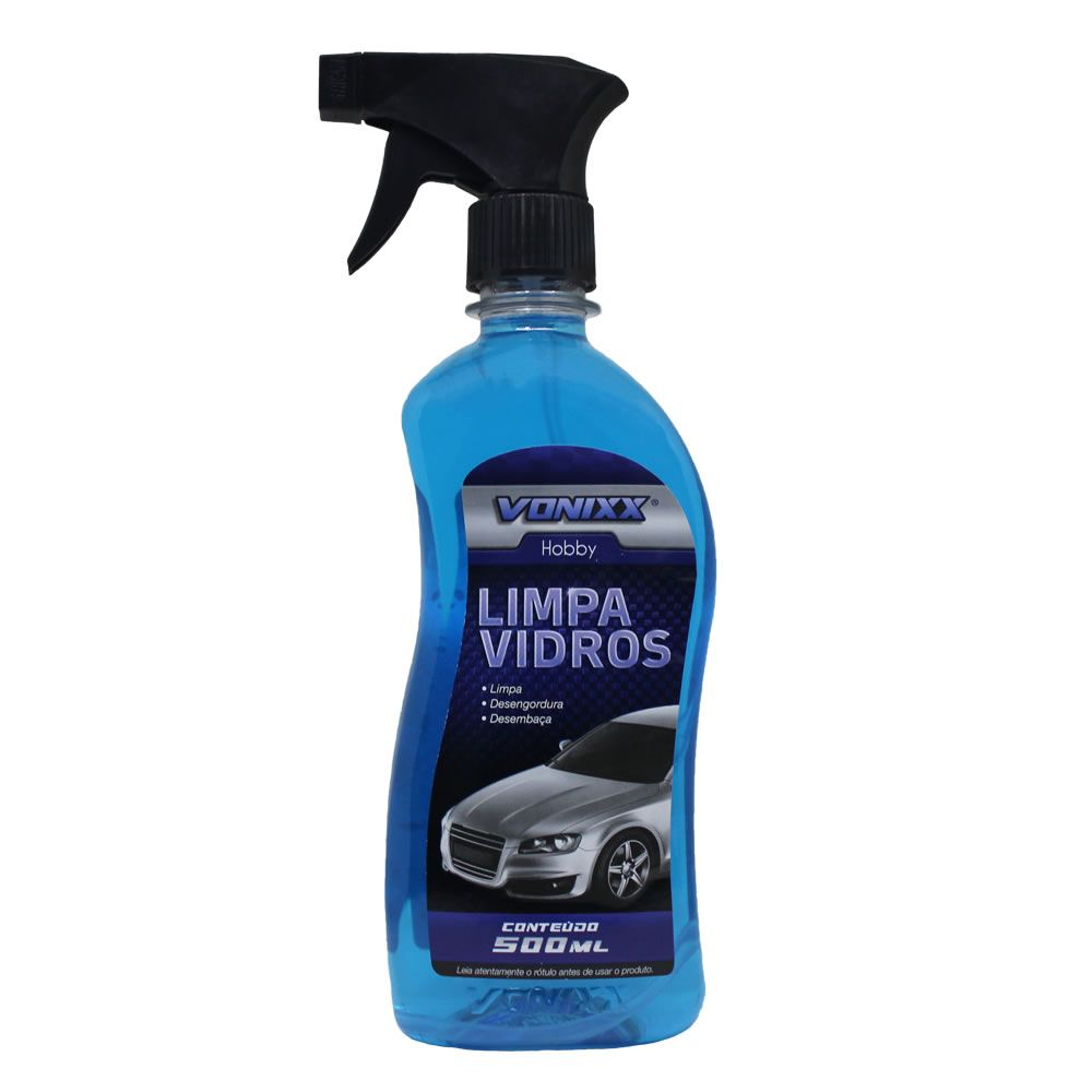 Vonixx Limpa Vidros 500ml  - Loja Go Eco Wash