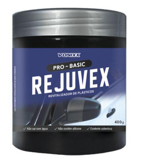 Vonixx Rejuvex Revitalizador de Plásticos 400gr  - Loja Go Eco Wash