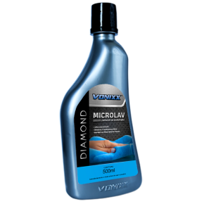 Vonixx Shampoo Limpador para Microfibra Microlav 500ml  - Loja Go Eco Wash