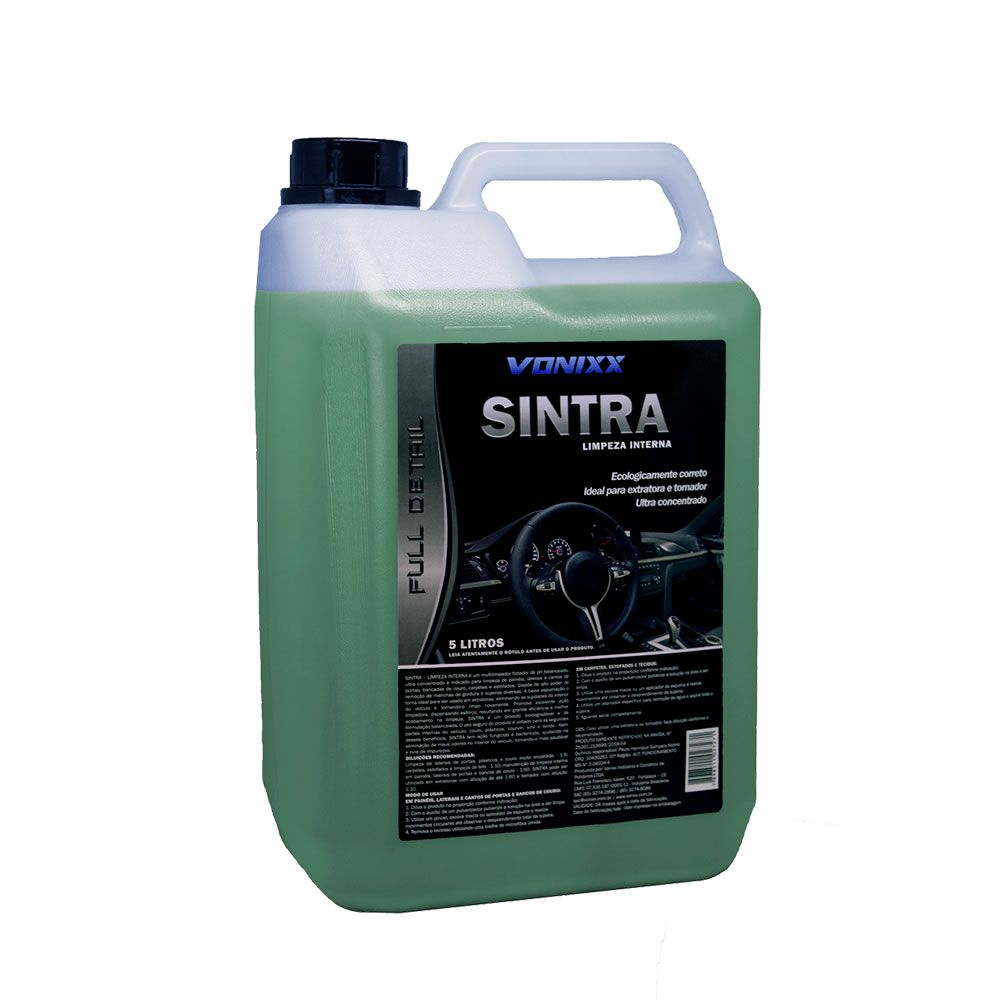 Vonixx Sintra – Limpeza de Interiores 5L  - Loja Go Eco Wash