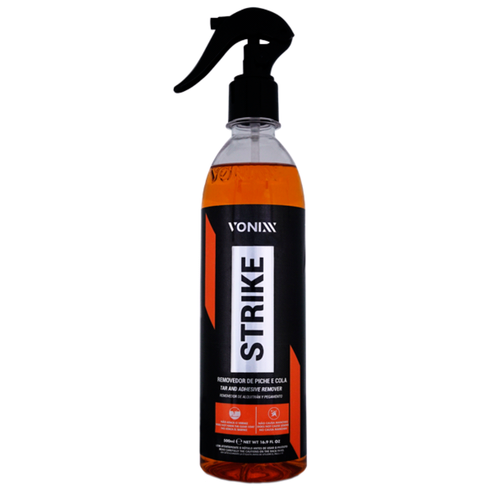Vonixx Strike – Removedor de piche e cola (500ml)  - Loja Go Eco Wash