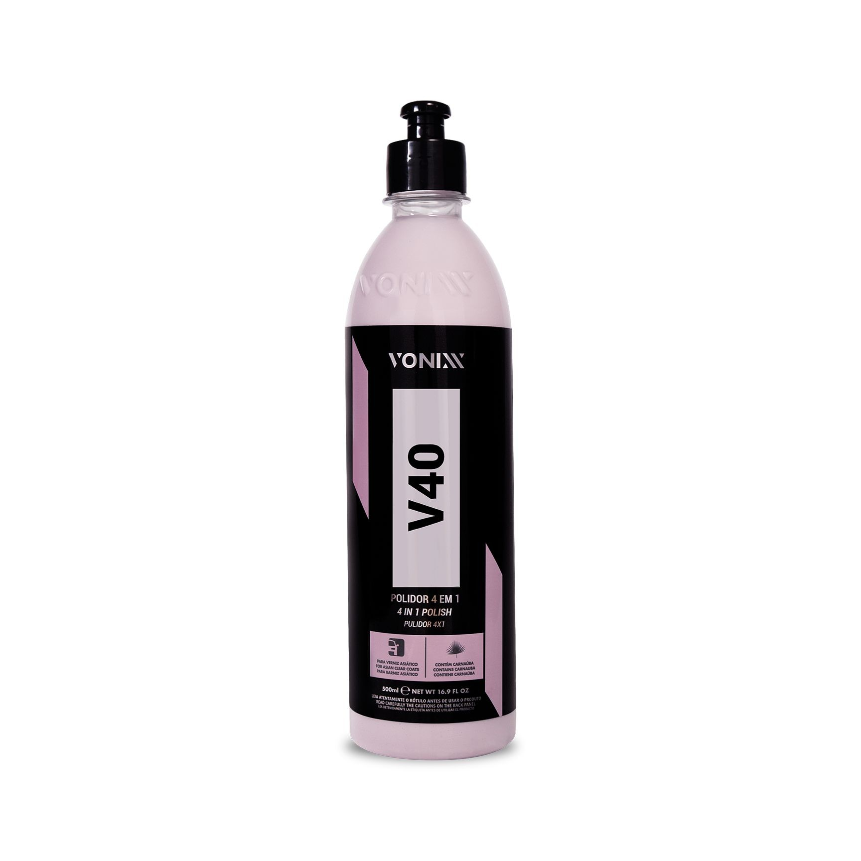 Vonixx V40 Expertise Sciense - 4 em 1 - 500ml  - Loja Go Eco Wash