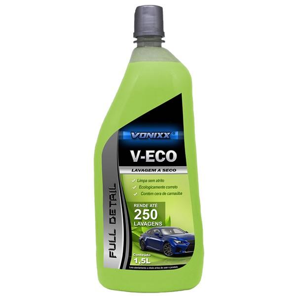 Vonixx - V-Eco Lavagem a Seco Full Detail - 1,5L  - Loja Go Eco Wash