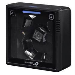 Leitor de Código de Barras Fixo Bematech S-3200 1D, Tecnologia Laser, Interface USB