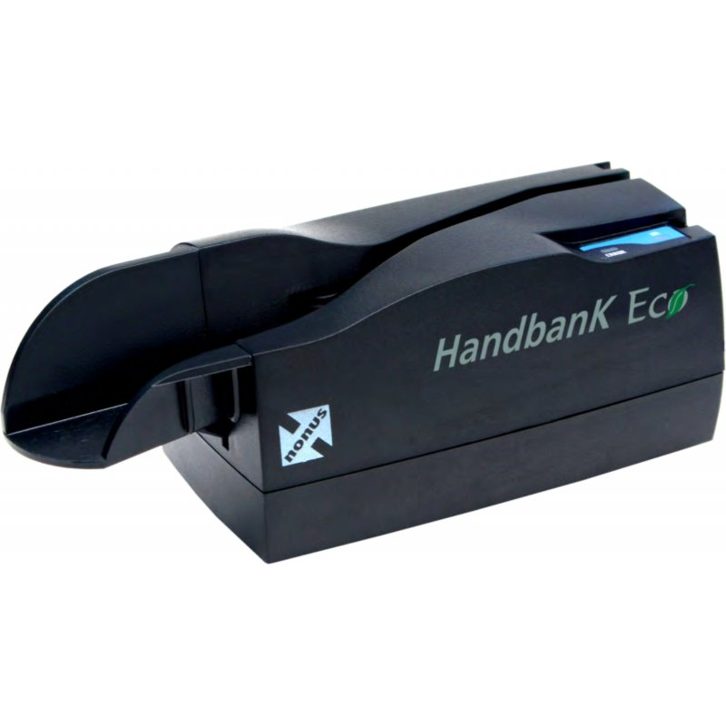 Leitor semiautomático de boletos NONUS HandbanK Eco 30