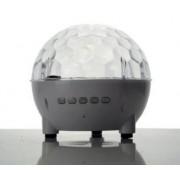 Caixa de som portátil bluetooth globo com led RAD-396Z - Inova