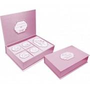 Caixa Porta-lembranças Para Meninas Meus Pequenos Tesouros