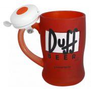 Caneca Campainha Duff Beer