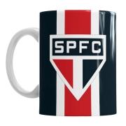 Caneca do São Paulo SPFC Vermelho Branco Preto - Sude