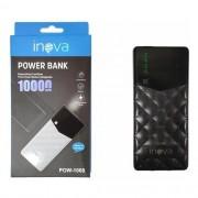 Carregador Portátil 3 Usb 10000mah Power Bank Inova