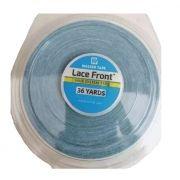 Fita Adesiva Azul Prótese Capilar Mega Hair 32 Metro 2,4 cm