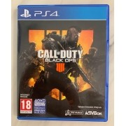 Jogo Call of Duty Black Ops 4 para Playstation 4
