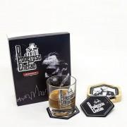 Kit Copo Whisky Poderoso Chefão