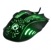 Mouse Gamer X9 Gaming 2400dpi Ergonomic Shinka Com Fio