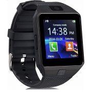 Relógio Dz09 Inteligente Bluetooth Câmera Android Ios