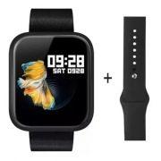 Relógio Smart Bracelet Monitor Cardíaco Pressão Arterial Bluetooth 4.0 Prova D'água A6