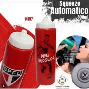 Squeeze Automático 800ml São Paulo