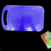 Tabua Plástica De Cortes Para Cozinha