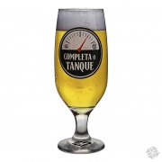 Taça de Cerveja Completa o Tanque 300ml