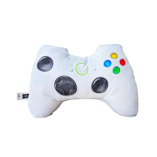 Almofada Decorativa Formato Controle de Xbox