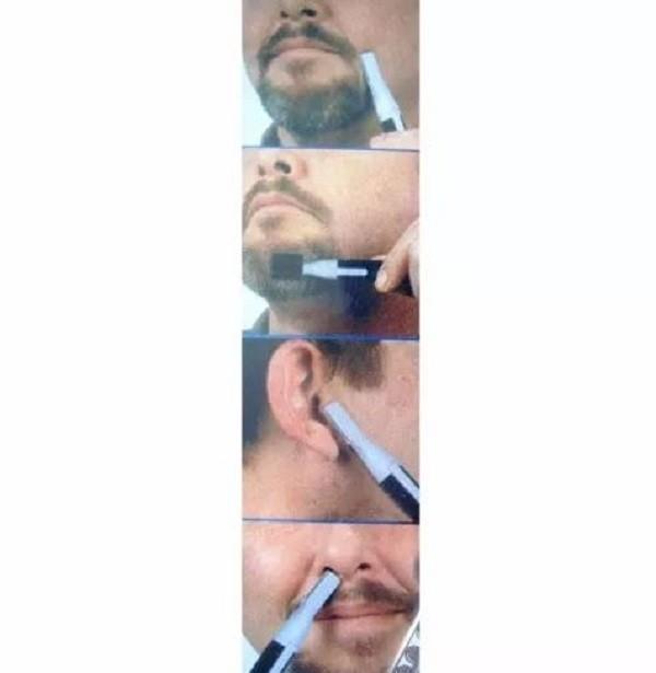 Aparador De Pelos Facial Masculino