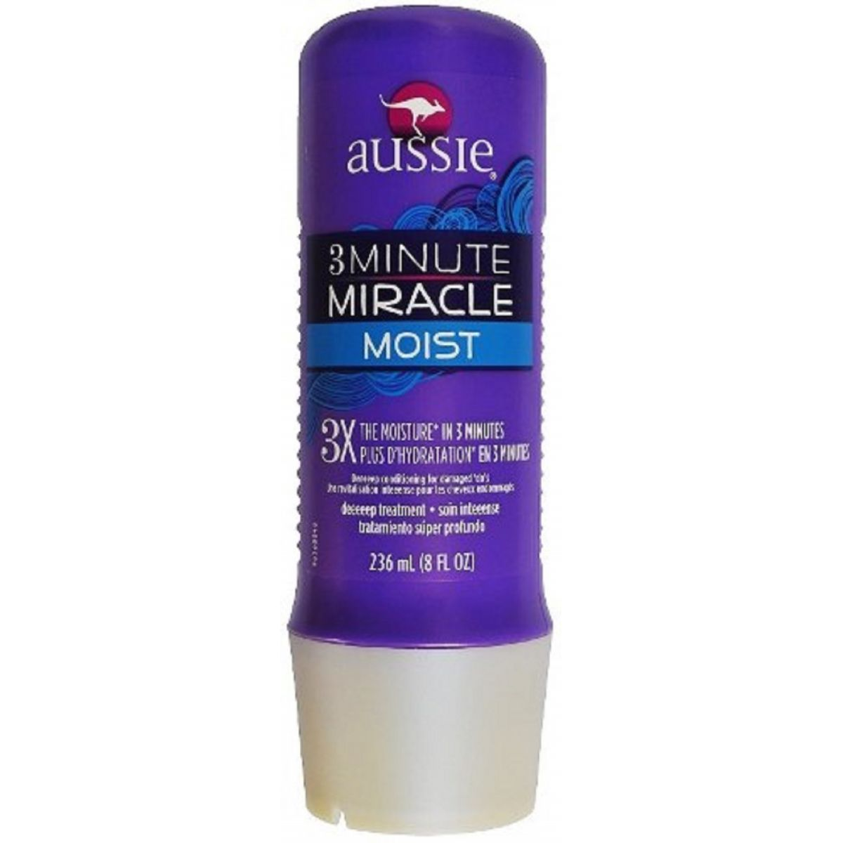 Aussie 3 Minutes Miracle 236ml Máscara