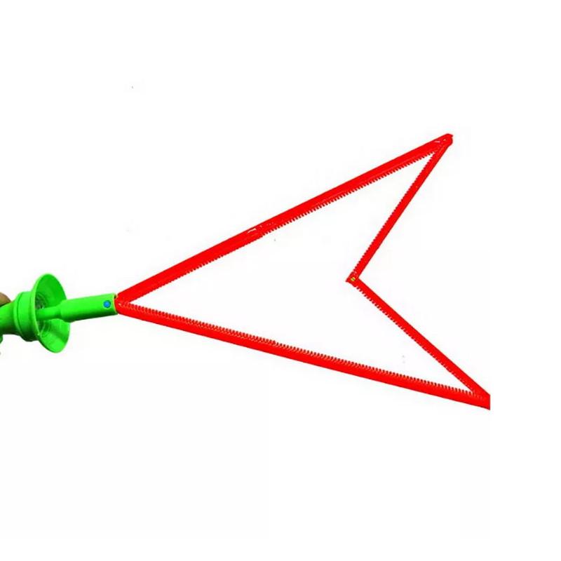 Bastão Lança Bolhas De Sabão Infantil Espada Colorida