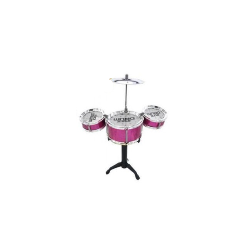 Bateria De Brinquedo Infantil Drum Set Sound Music