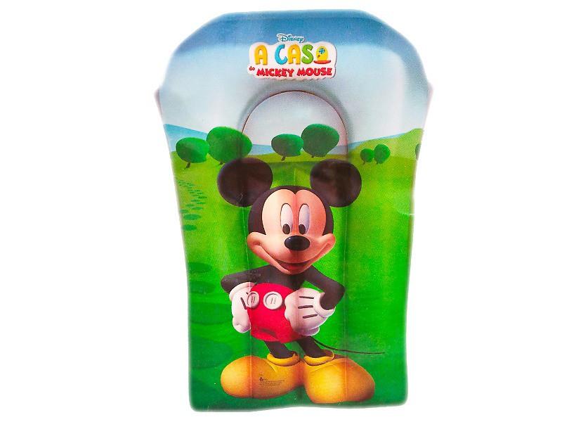 boia colchão inflável Mickey
