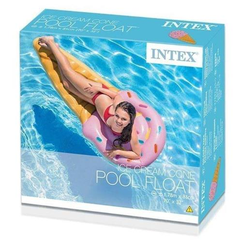 Boia Inflável Piscina Sorvete Fashion - Intex 58762