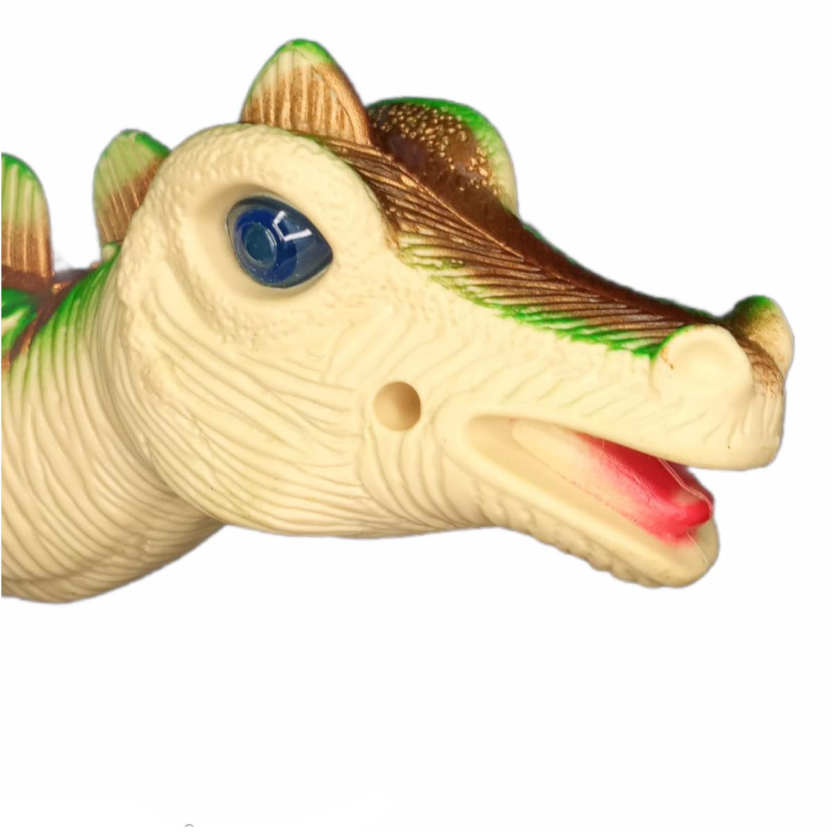 Brinquedo Dinossauro Misterioso Com Som E Projetor De Imagem