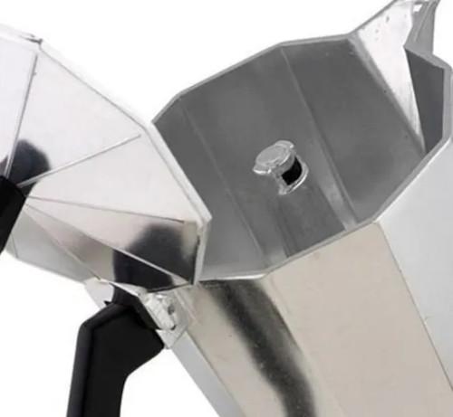 Cafeteira Italiana Moka Expresso Alumínio Grande