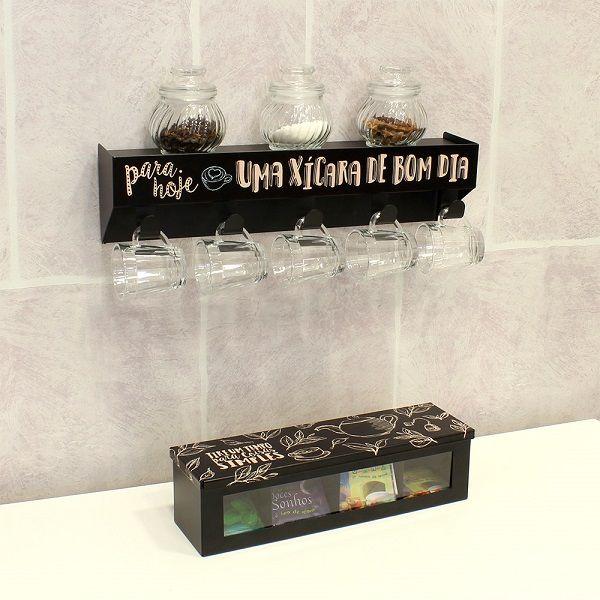 Caixa de Chá Coisas Simples