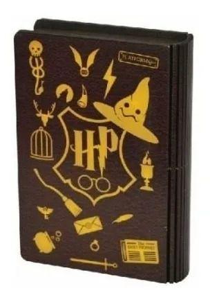 Caixa Livro Para Guardar Livro Harry Potter